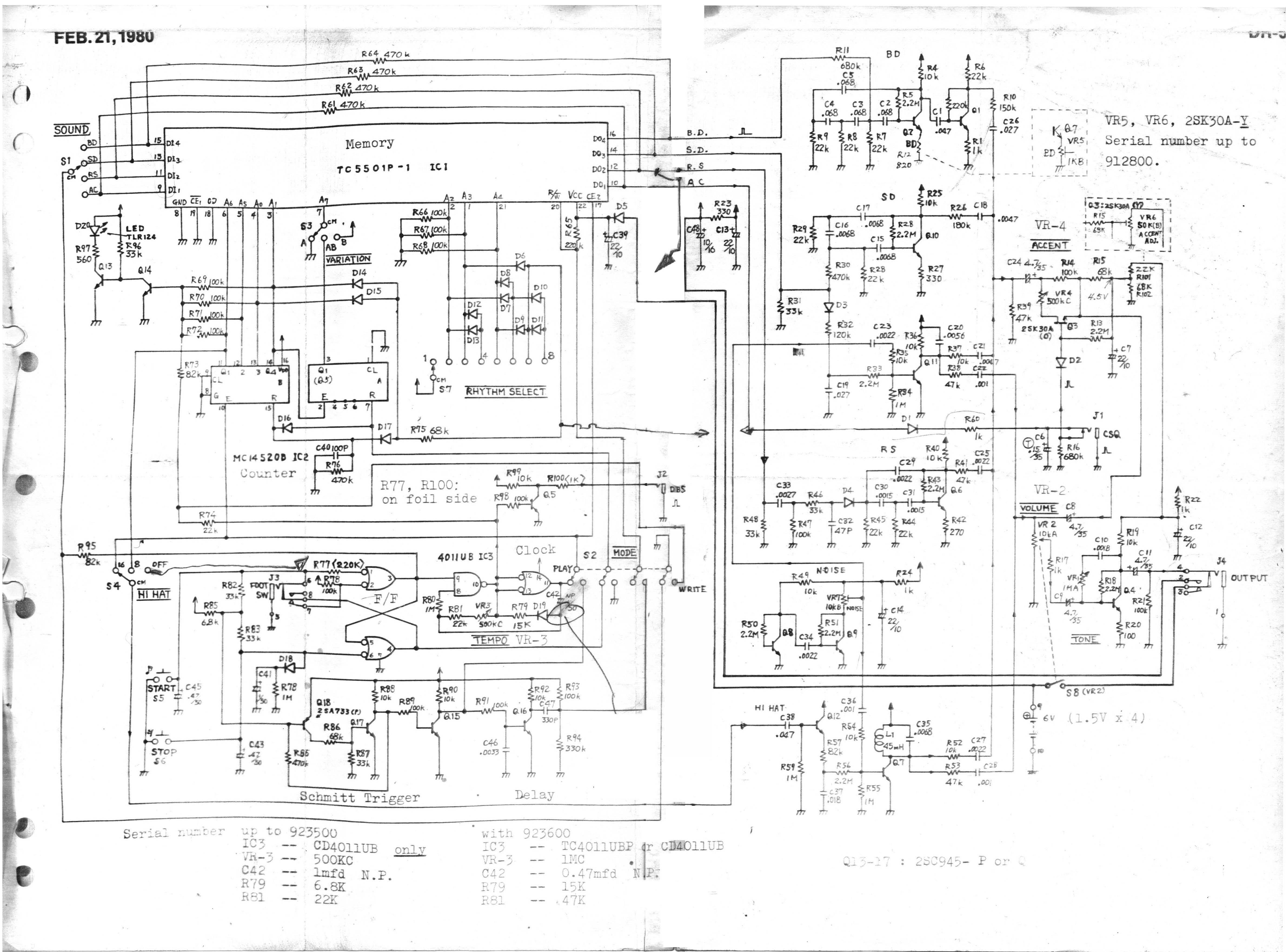 Boss Wiring Schematic