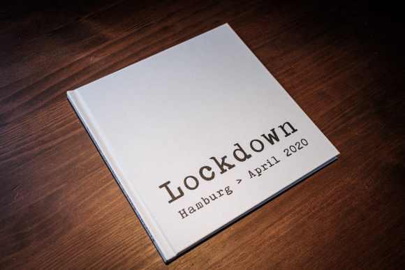 Saal Digital im Test: Das Lockdown Buch