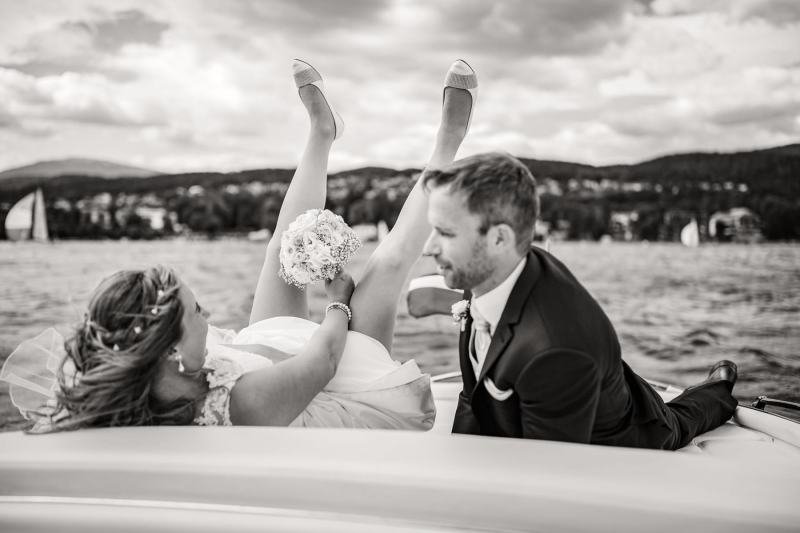 Natürliche Hochzeitsfotos-Fotograf Klagenfurt