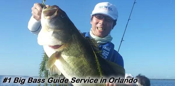 Orlando Fishing Guides