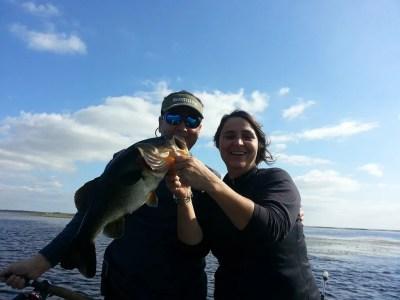 Orlando Bass Fishing with Capt. John Leech