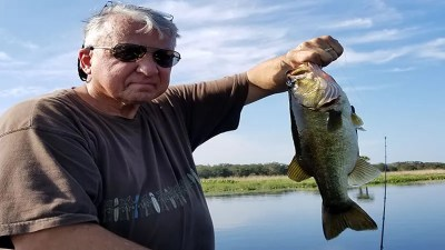 Solo Johns Lake Fishing Trip