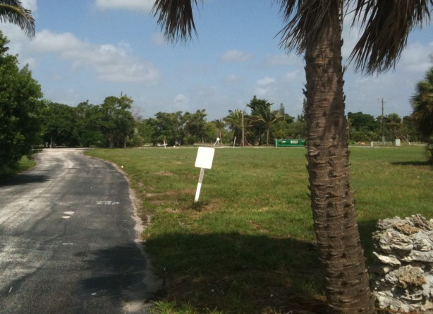 Site of proposed Captiva Club apartments