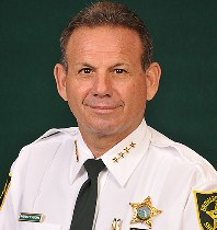 Broward Sheriff Scott Israel