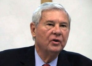 Former Sen. Bob Graham, D-Fl, co-chair of Congress's Joint Inquiry into 9/11