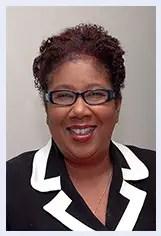 County Administrator Bertha Henry