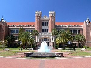 Florida State University's Westcott Hall