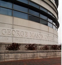 George Mason University's Arlington, Va. campus, where the the School of Law is located.