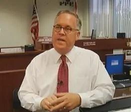 """Broward County Court Judge John """"Jay"""" Hurley Photo: NBC6 Miami"""