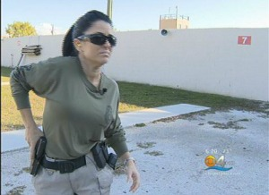 Miami FDLE Agent Addy Villanueva, former special agent in charge. Photo: CBSMiami.com