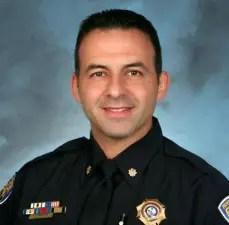 Fort Lauderdale Police Maj. Eric Brogna