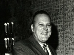 "T.A. ""Tal"" Buchanan, Miami-Dade County's last sheriff. Voters abolished the sheriff's office after his indictment on corruption charges in 1966."