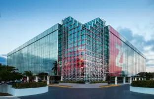 Zimmerman Advertising's Fort Lauderdale headquarters