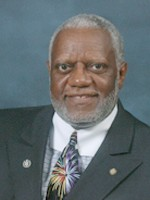 """School Board incumbent Wilbert """"Tee"""" Holloway"""