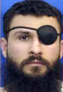 Imprisoned al Qaeda leader Abu Zubaydah