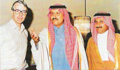 Mysterious Saudi businessman in puzzle about apparent 9/11