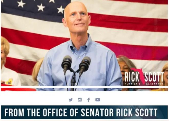 Rick Scott probe
