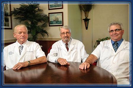 Dr. Jerald L. Balduf, Dr. Donald J. Krippendorf, Dr. Sam C. Frattalone