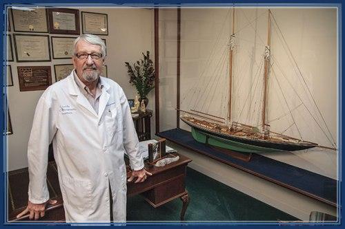 Dr. Donald Krippendorf, Chiropractor, Florida Chiropractic Institute