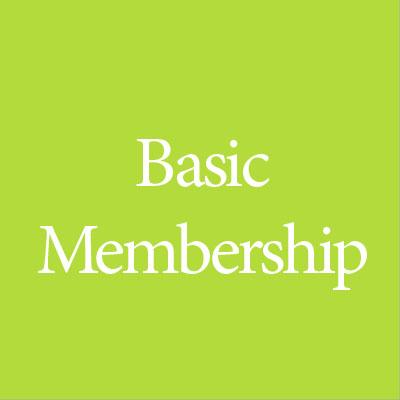 basic membership student individual family