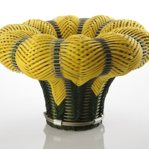 Carol Hetzel basketry lecture Florida CraftArt St Petersburg