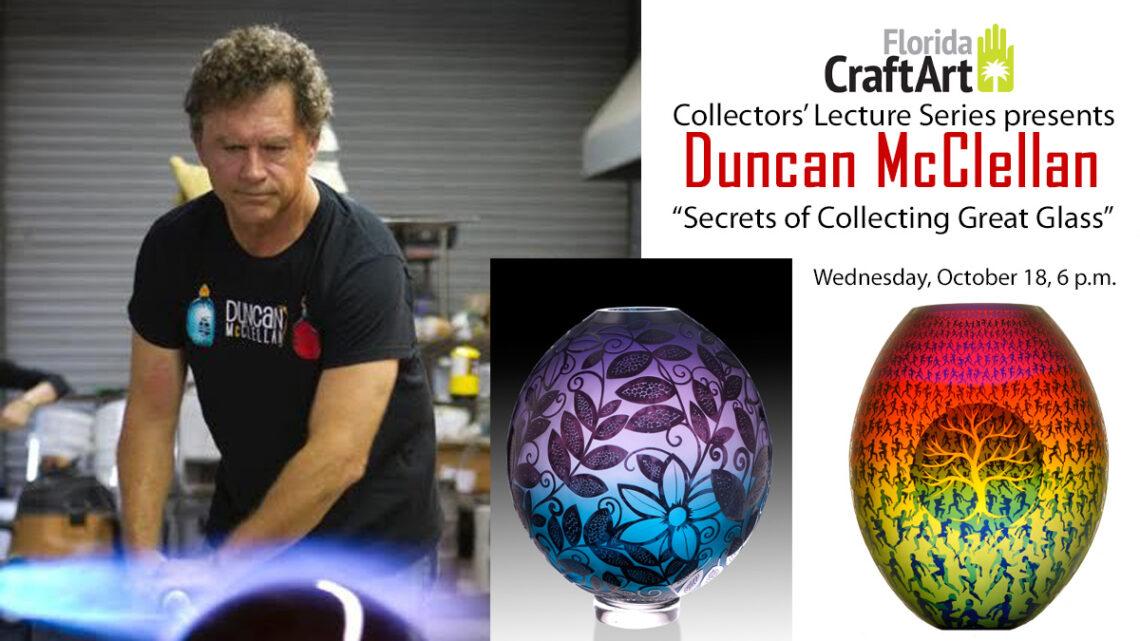 Duncan McClellan Glass Lecture