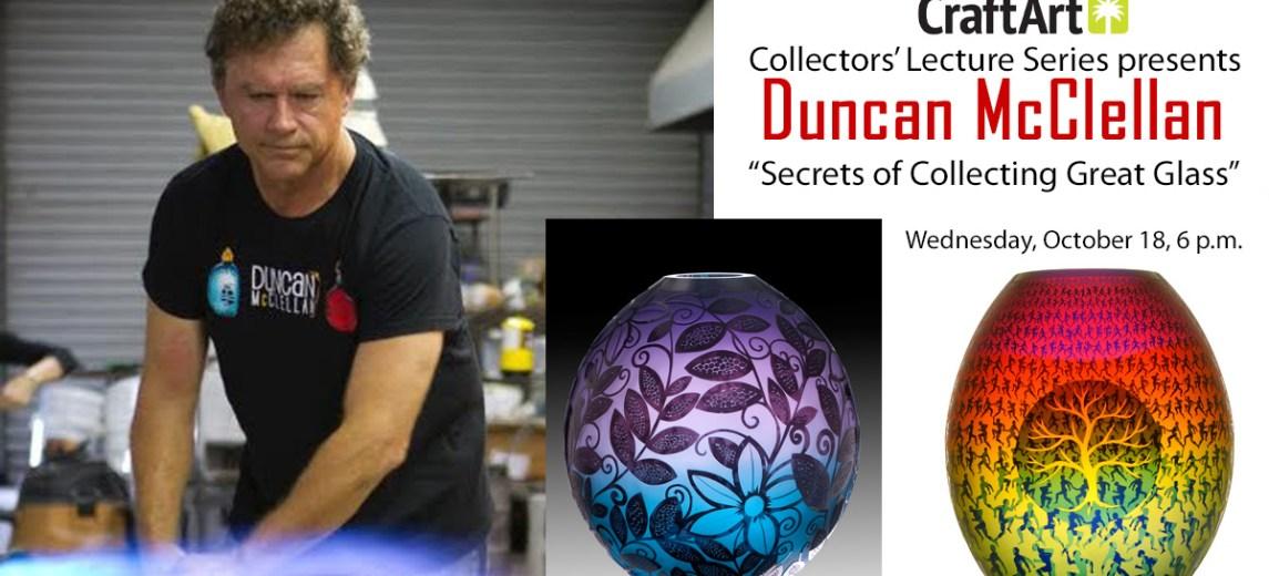 Collectors' Lecture Series: Duncan McClellan