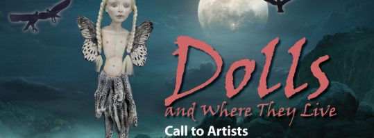 Call to artists Dolls and Where They Live
