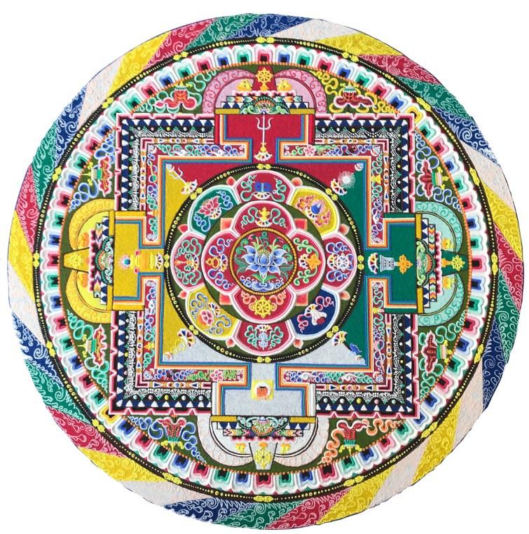 Tibetan-Monks-At-Florida-CraftArt--11