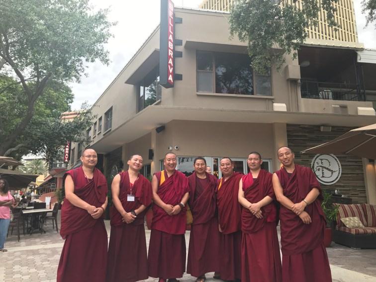 Tibetan-Monks-At-Florida-CraftArt-3376