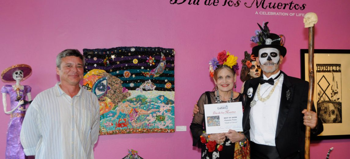 Artist Awards Announced, Events for Dia de los Muertos
