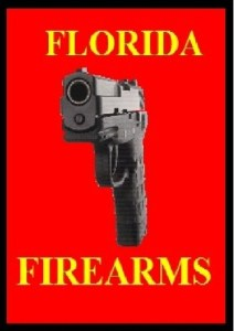 Florida Firearms patch