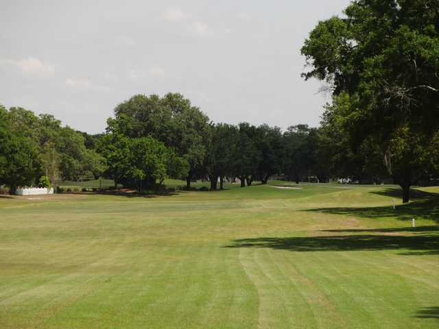Babe Zaharias Golf Course In Tampa