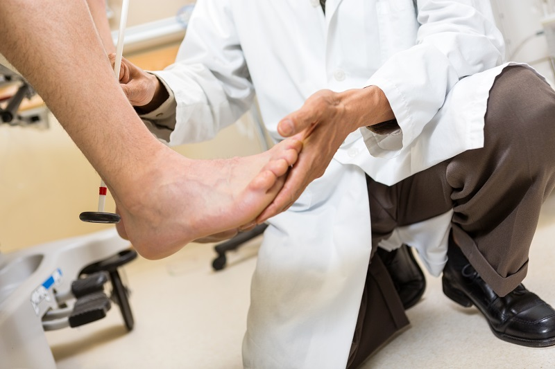 Foot Drop and Cauda Equina Syndrome