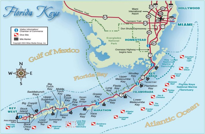florida keys and key west real estate and tourist information