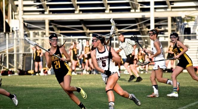Oxbridge Girls Beat Seminole Ridge 15-5