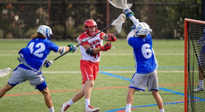 #13 Tampa Handles Lynn 18-7 – Both Press Releases