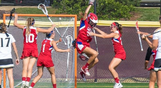 FSC:  Late Heroics Put Women's Lacrosse Back in NCAA Title Game