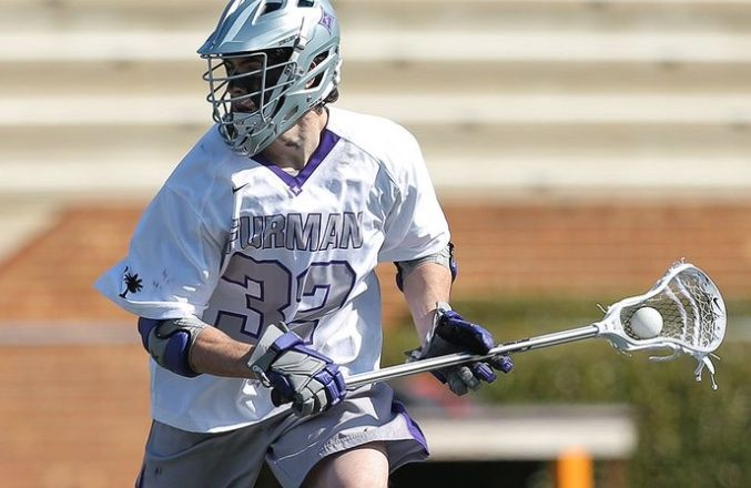 Need Your Lax Fix? Furman (With ex-STA's Louie Yovino and Jimmy Harrington) Hosts Vermont Today at 6:00pm!