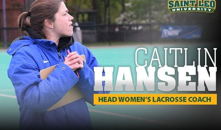 Caitlin Hansen Appointed Saint Leo's New Head Women's Lacrosse Coach