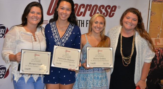 South Florida Chapter of US Lacrosse Honors Season's Best