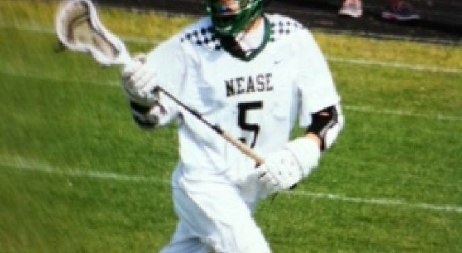 Nease 2018 A Billy DeLarm Commits to Methodist University!