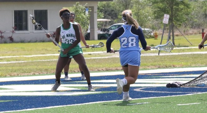 Ave Maria:  Lacrosse Falls To #4 Keiser In High Scoring Contest 25-17