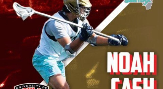 STA 2018 D Noah Cash Commits to Maryland!