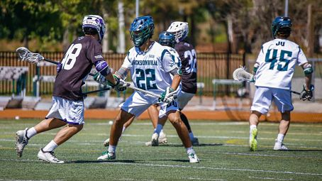JU Men:  MLAX Downs #10 High Point 12-10 for First Win Over Ranked Opponent