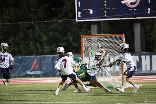 Oxbridge's Tomei Leads JU Men's Lacrosse Transfers