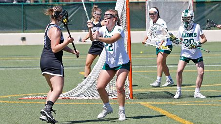 Saint Leo: #24 Women's Lacrosse Perfect Season Run Hits 10 With 17-6 Win Over UA-H