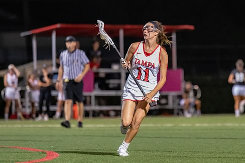 UT Women:  #6 Tampa Shows Up to Own Season Opener, 22-11 Over UA-H