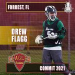 Forest High 2021 Drew Flagg Commits to Flagler College!