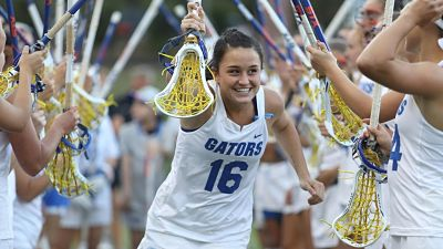 UF Women: Two Gators Earn US Lacrosse Magazine All-America honors